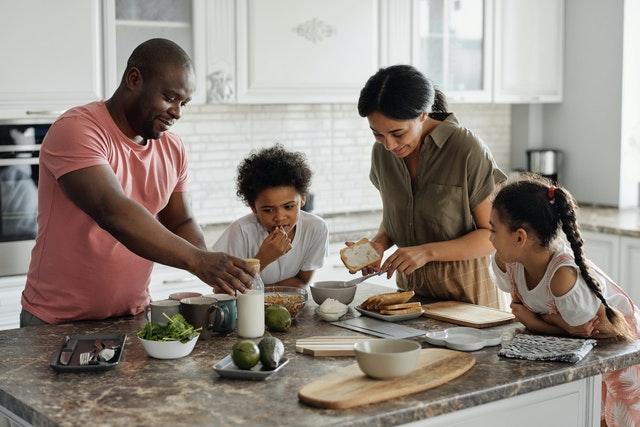 Cuisiner : un métier qui s'apprend dès l'enfance